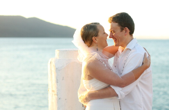 Auguri Matrimonio Per Lo Sposo : Daydream island stock photos and pictures getty images