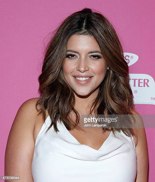 Denise Bidot attends OK Magazine's So Sexy NYC event at HAUS Nightclub on May 13 2015 in New York City