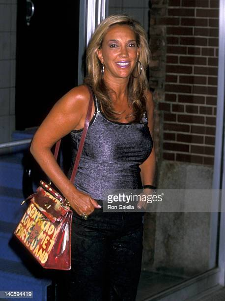 Denise Rich at the Jennifer Lopez and Stuff Magazine MTV Video Music Awards Party Man Ray New York City