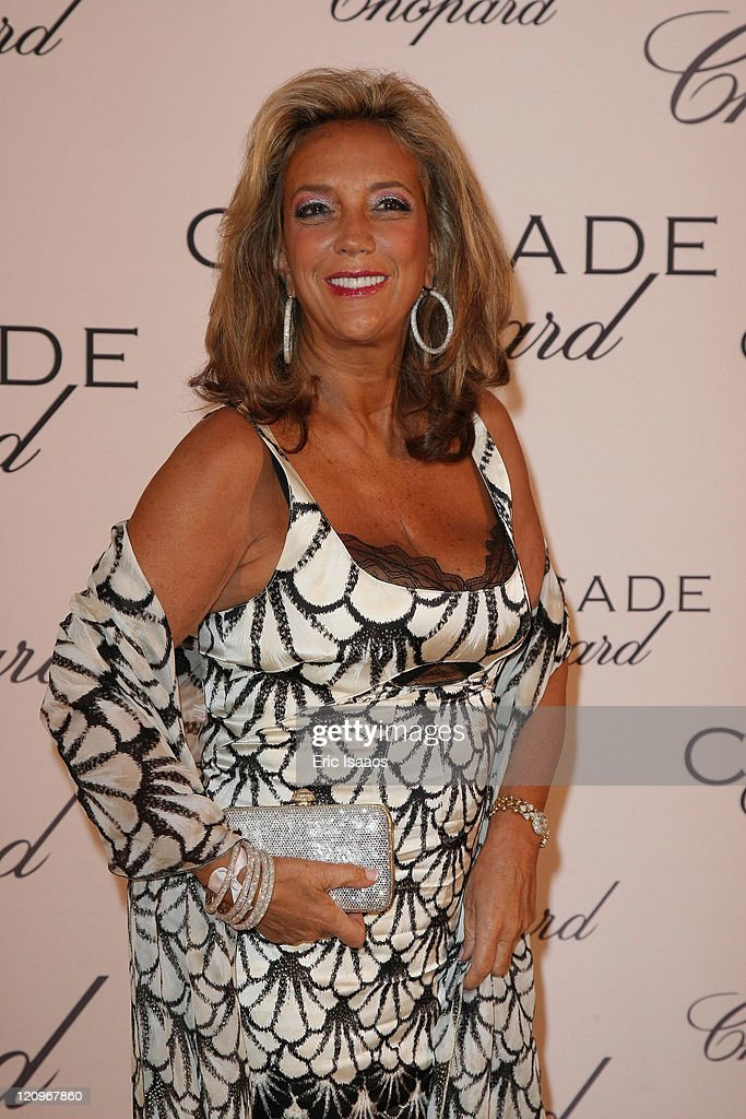 2009 Cannes Film Festival - Chopard Hosts Belle Du Nuit Dinner