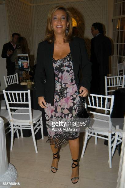 Denise Rich attends Kathy and Rick Hilton's party for Donald Trump and 'The Apprentice' at the Hiltons' Home on February 28 2004 in Holmby Hills...