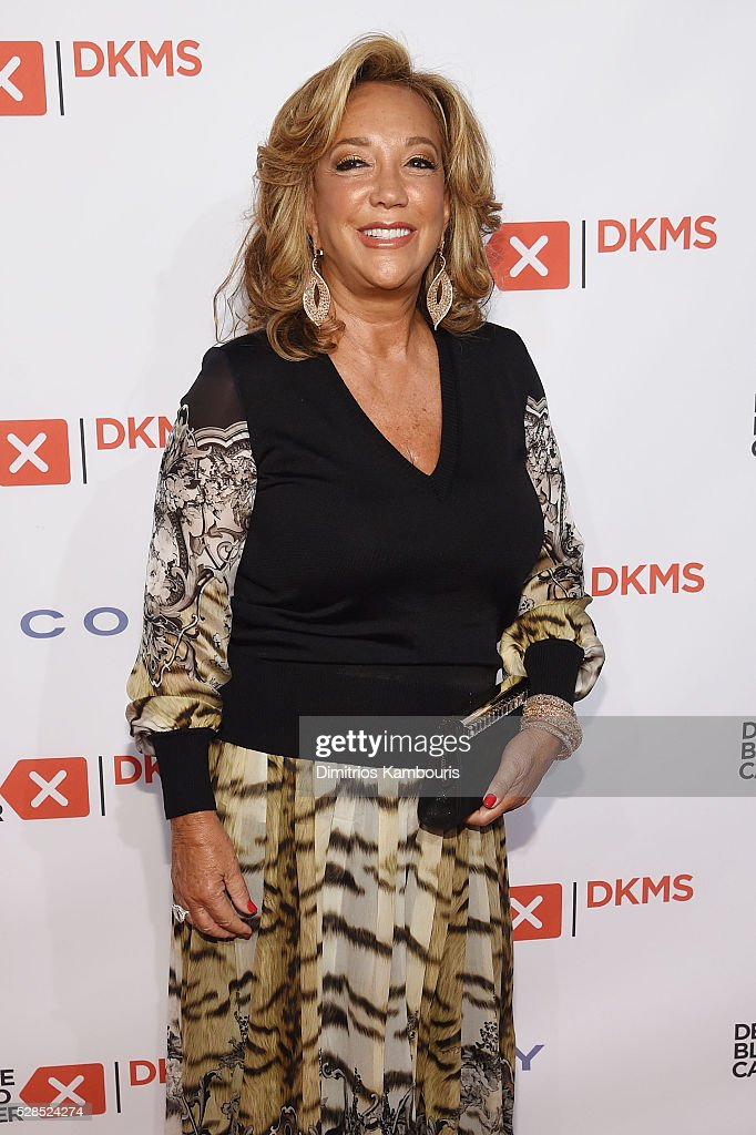<a gi-track='captionPersonalityLinkClicked' href=/galleries/search?phrase=Denise+Rich&family=editorial&specificpeople=204678 ng-click='$event.stopPropagation()'>Denise Rich</a> attends the 10th Annual Delete Blood Cancer DKMS Gala at Cipriani Wall Street on May 5, 2016 in New York City.
