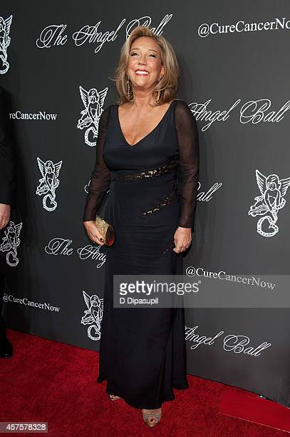 Denise Rich attends the 2014 Angel Ball at Cipriani Wall Street on October 20 2014 in New York City