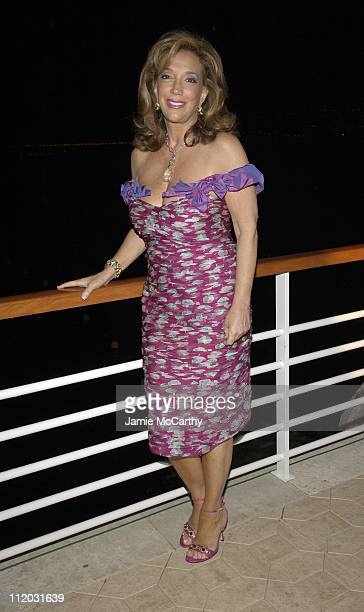 Denise Rich during 2005 Cannes Film Festival de Grisogono Party at Hotel Du Cap in Cannes France