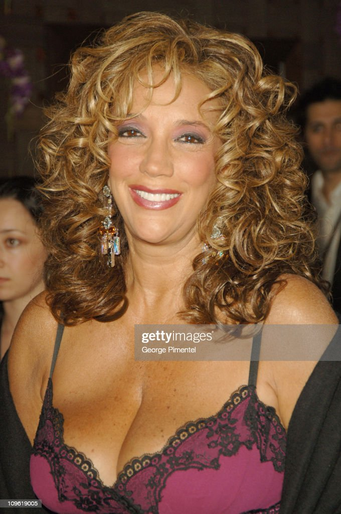 <a gi-track='captionPersonalityLinkClicked' href=/galleries/search?phrase=Denise+Rich&family=editorial&specificpeople=204678 ng-click='$event.stopPropagation()'>Denise Rich</a> during 2006 Clive Davis Pre-GRAMMY Awards Party - Red Carpet at Beverly Hilton in Beverly Hills, California, United States.