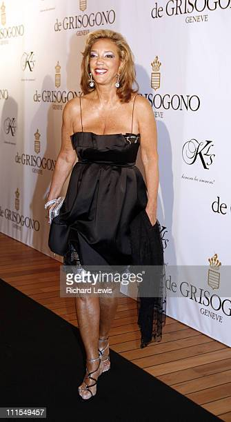 Denise Rich during 2007 Cannes Film Festival de Grisogono Party at Hotel du Cap in Cannes France