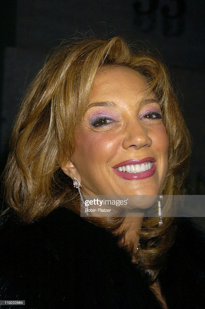 Denise Rich during The 2005 Wall Street Concert Series Benefiting Wall Street Rising Starring Rod Stewart at Ciprianis Wall Street in New York City...