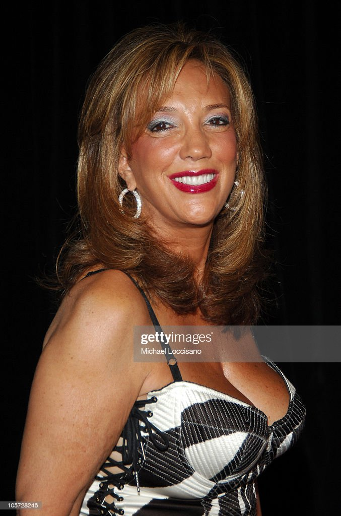 <a gi-track='captionPersonalityLinkClicked' href=/galleries/search?phrase=Denise+Rich&family=editorial&specificpeople=204678 ng-click='$event.stopPropagation()'>Denise Rich</a> during The 36th Annual Songwriters Hall of Fame Awards Induction at Marriott Marquis Hotel in New York City, New York, United States.