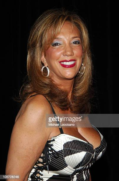 Denise Rich during The 36th Annual Songwriters Hall of Fame Awards Induction at Marriott Marquis Hotel in New York City New York United States