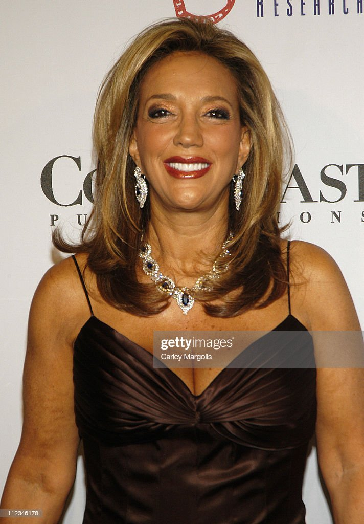 <a gi-track='captionPersonalityLinkClicked' href=/galleries/search?phrase=Denise+Rich&family=editorial&specificpeople=204678 ng-click='$event.stopPropagation()'>Denise Rich</a> during The G&P Foundation for Cancer Research 4th Annual Angel Ball at Marriott Marquis in New York City, New York, United States.