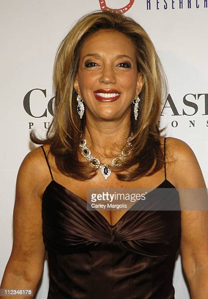Denise Rich during The GP Foundation for Cancer Research 4th Annual Angel Ball at Marriott Marquis in New York City New York United States