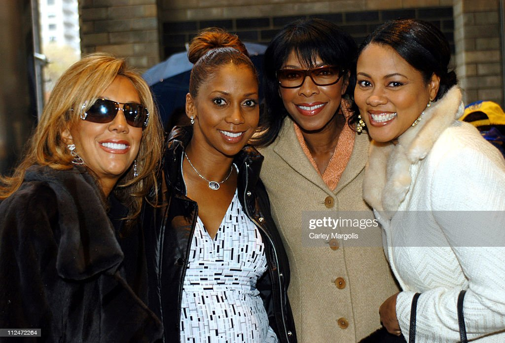 Denise Rich, Holly Robinson Peete, Natalie Cole and Lela Rochon *Exclusive*