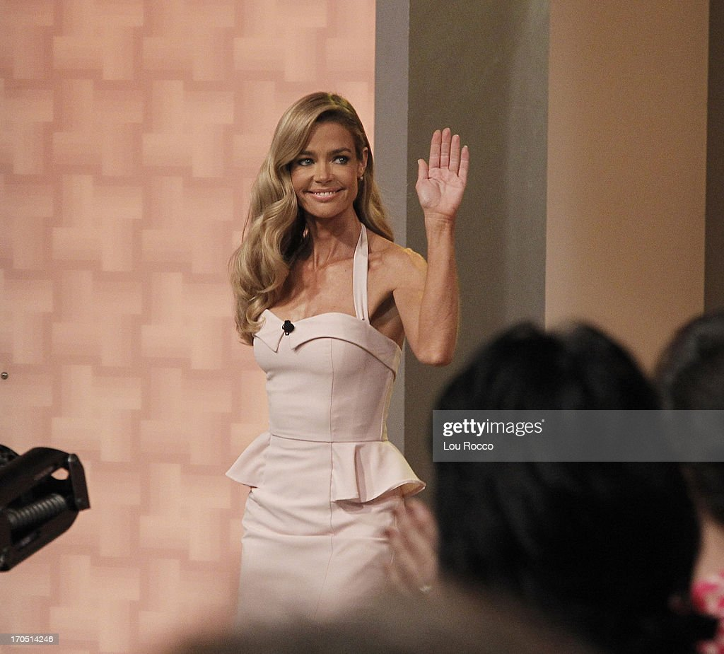 THE VIEW - Denise Richards (ABC Family's 'Twisted') and musical guest LeAnn Rimes appeared today, June 11, 2013 on ABC's 'The View.' 'The View' airs Monday-Friday (11:00 am-12:00 pm, ET) on the ABC Television Network. RICHARDS
