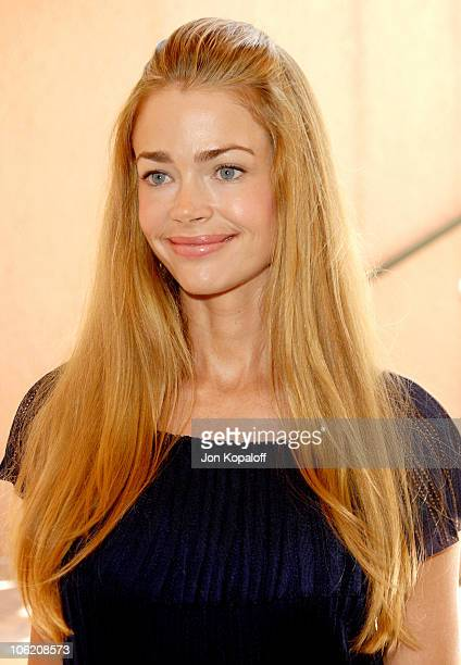 Denise Richards during St John's Hospital Annual Mother's Day Luncheon at Beverly Hills Hotel in Beverly Hills California United States
