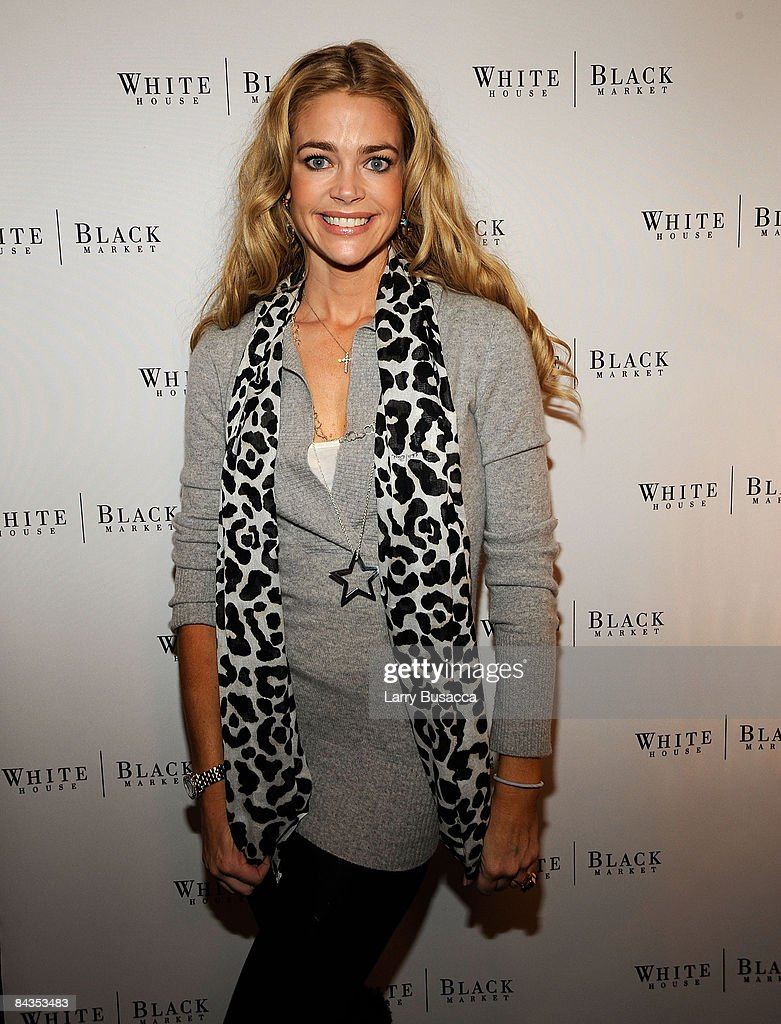 Denise Richards visits the Hollywood Life House Suite on January 18, 2009 in Park City, Utah.