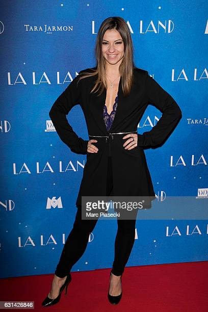 Denitsa Ikonomova attends 'La La Land' premiere at Cinema UGC Normandie on January 10 2017 in Paris France