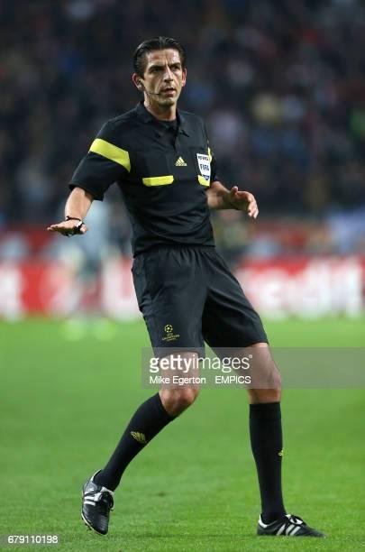 Deniz Aytekin referee