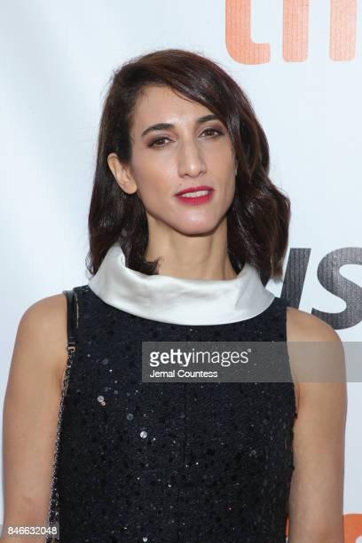 Deniz Gamze Erguven attends the 'Kings' premiere during the 2017 Toronto International Film Festival at Roy Thomson Hall on September 13 2017 in...