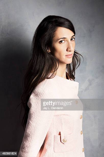 Deniz Gamze Ergüven director and writer of 'Mustang' is photographed for Los Angeles Times on September 25 2015 in Toronto Ontario PUBLISHED IMAGE...