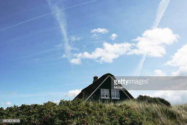 Denmark, Top section of summer house