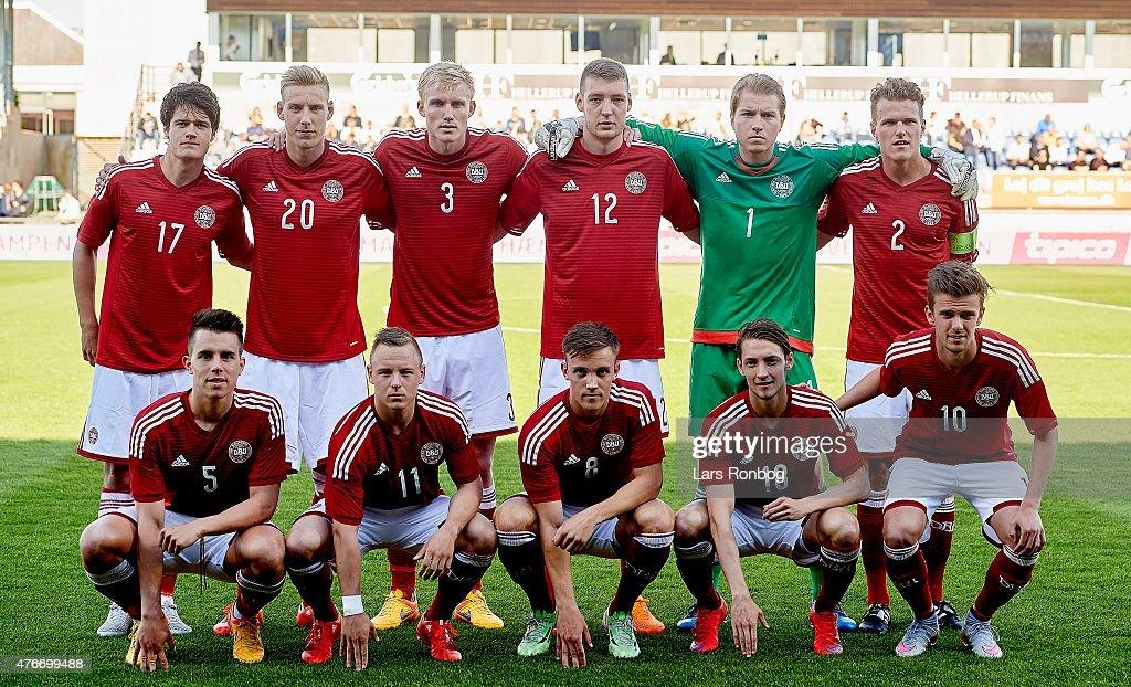 Denmark vs Sweden - Mens Under-21 International Friendly