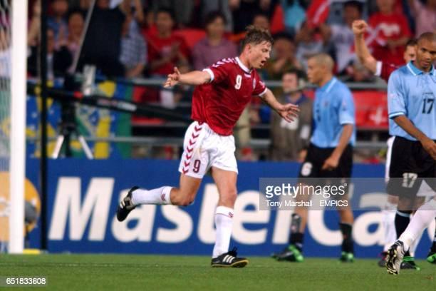 Image result for tomasson goal uruguay