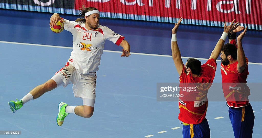 france vs denmark handball