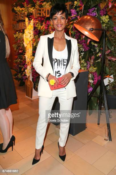 Dennenesch Zoude during the Lola German Film Award after party at Palais am Funkturm on April 28 2017 in Berlin Germany