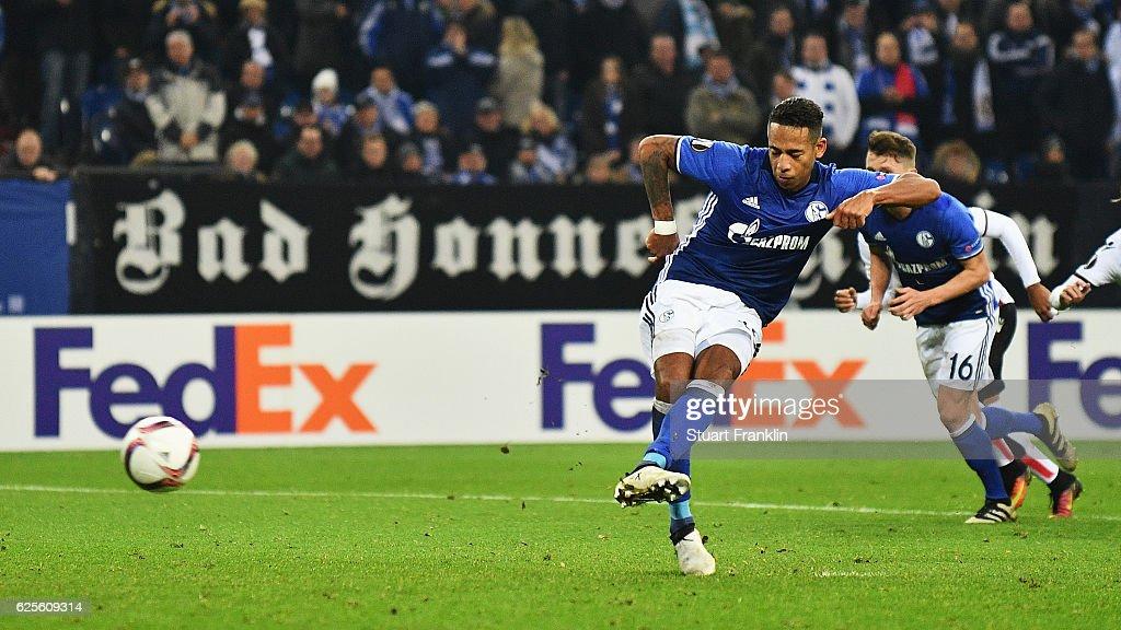 FC Schalke 04 v OGC Nice - UEFA Europa League