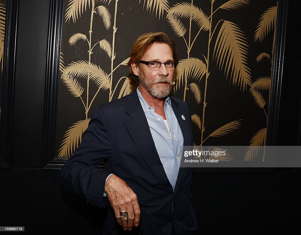 Dennis Christopher attends The Cinema Society and CBS Films screening of 'Seven Psychopaths' After Party at No. 8 on October 10, 2012 in New York City.