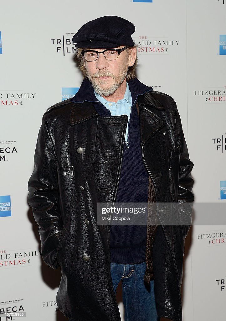 Dennis Christopher attends Tribeca Film's Special New York Screening Of 'The Fitzgerald Family Christmas' at Tribeca Grand Hotel on November 27, 2012 in New York City.