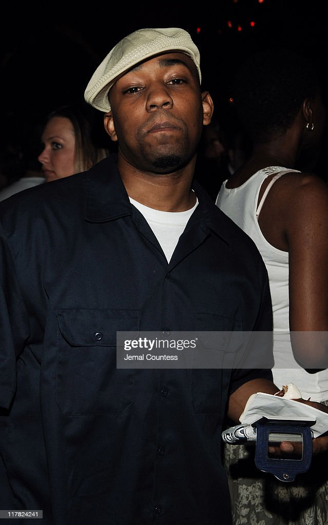 "Dennis Da Menace during Entertainment Weekly's ""Must List"" Atmosphere and Trade Shots at Buddha Bar in New York City New York United States"