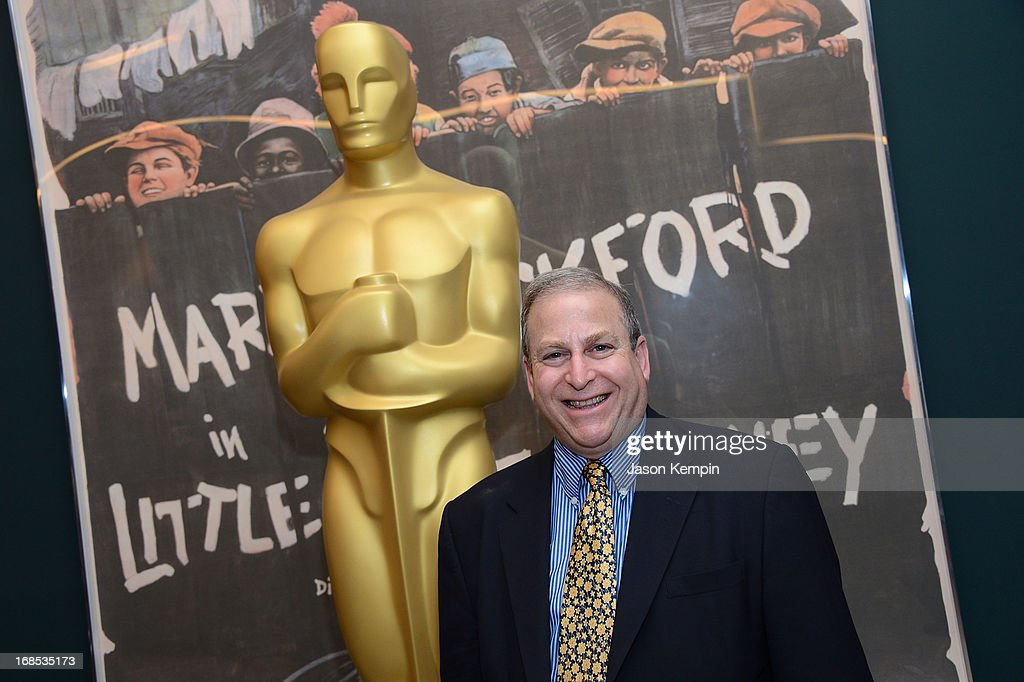 Dennis Doros attends The Academy Of Motion Picture Arts And Sciences' Premiere Of 'Portrait Of Jason' at Linwood Dunn Theater at the Pickford Center for Motion Study on May 10, 2013 in Hollywood, California.
