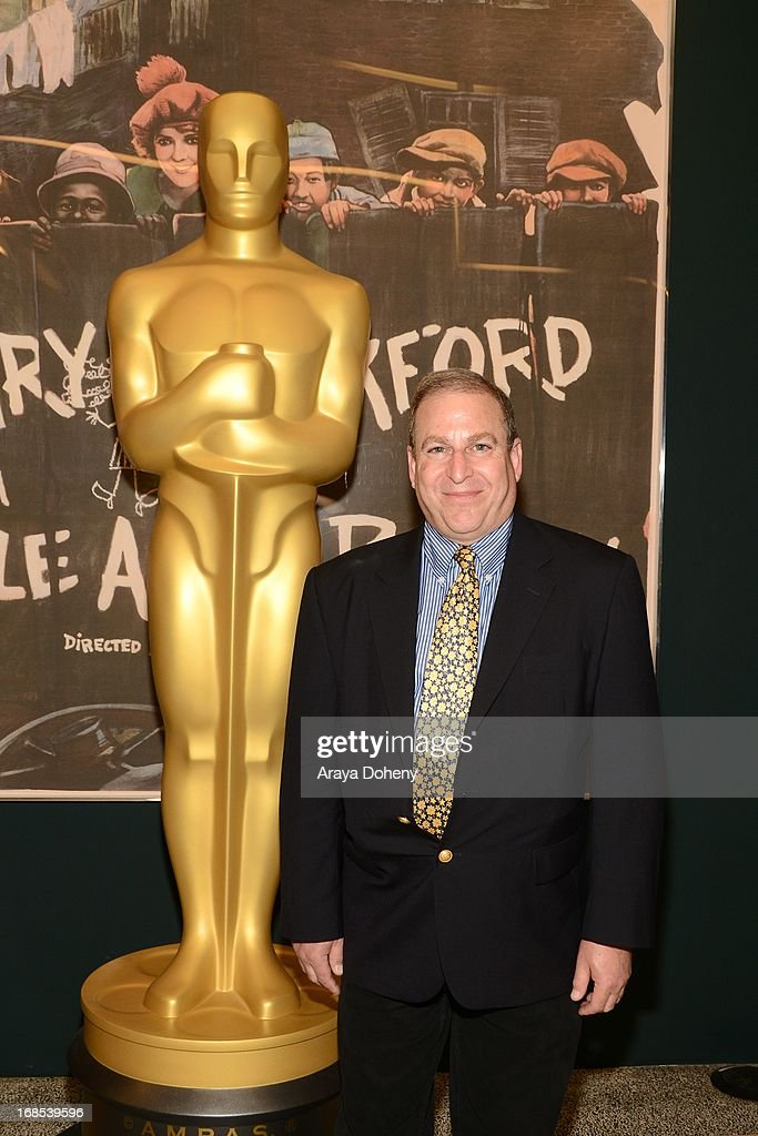 Dennis Doros attends the AMPAS Hosts 'Portrait of Jason' Screening at Linwood Dunn Theater at the Pickford Center for Motion Study on May 10, 2013 in Hollywood, California.