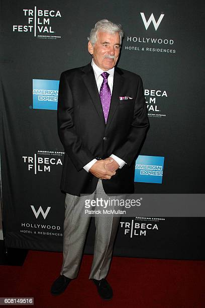 Dennis Farina attends Celebration of the 2011 Tribeca Film Festival at The Great Room at the West Hollywood Hotel on March 21 2011 in Hollywood CA