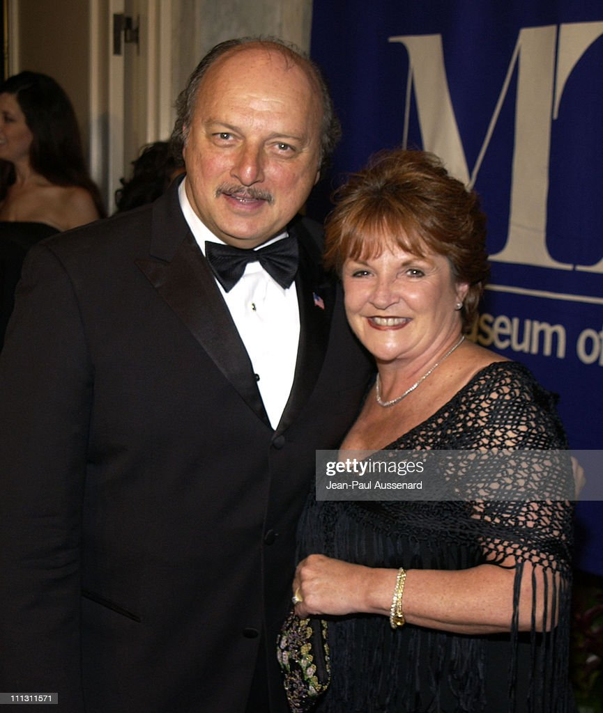 <a gi-track='captionPersonalityLinkClicked' href=/galleries/search?phrase=Dennis+Franz&family=editorial&specificpeople=214579 ng-click='$event.stopPropagation()'>Dennis Franz</a> & wife during The Museum of Television & Radio's Annual Los Angeles Gala at Regent Beverly Wilshire Hotel in Beverly Hills, California, United States.