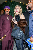 Celebrity Sightings In Los Angeles - November 18, 2019