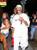 Celebrity Sightings In Los Angeles - July 15, 2018