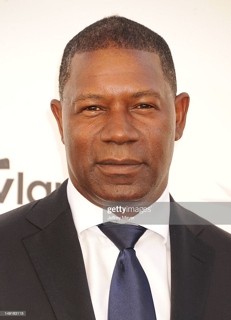 Dennis Haysbert arrives at the 40th AFI Life Achievement Award honoring Shirley MacLaine at Sony Pictures Studios on June 7, 2012 in Los Angeles, California.