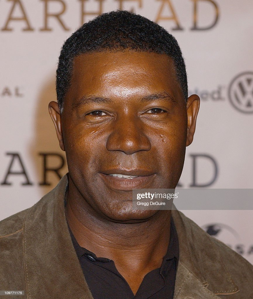 Dennis Haysbert during Universal Pictures' 'Jarhead' World Premiere - Arrivals at Arclight Hollywood in Hollywood, California, United States.