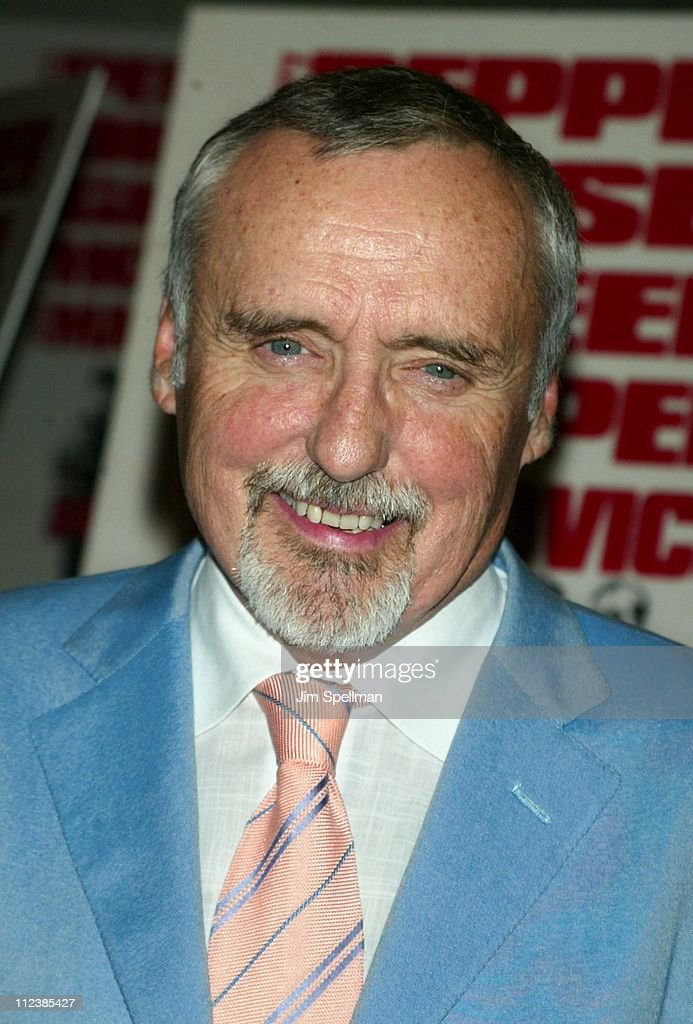 Dennis Hopper during 'Knockaround Guys' Premiere - New York at AMC Empire 25 Theatre in New York City, New York, United States.