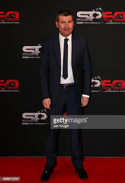 Dennis Irwin attends the BBC Sports Personality of the Year Awards at First Direct Arena on December 15 2013 in Leeds England