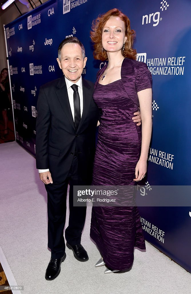 Dennis Kucinich attends the 4th Annual Sean Penn Friends HELP HAITI HOME Gala Benefiting J/P Haitian Relief Organization on January 10 2015 in Los...