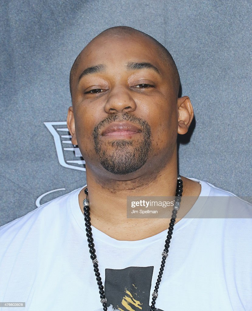 Dennis LA White attends the 'Dope' opening night premiere during the 2015 American Black Film Festival at SVA Theater on June 11 2015 in New York City