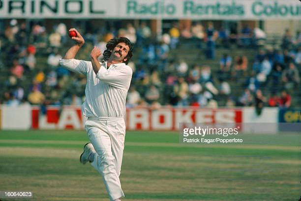 Dennis Lillee 4th Test England v Australia The Oval 1975