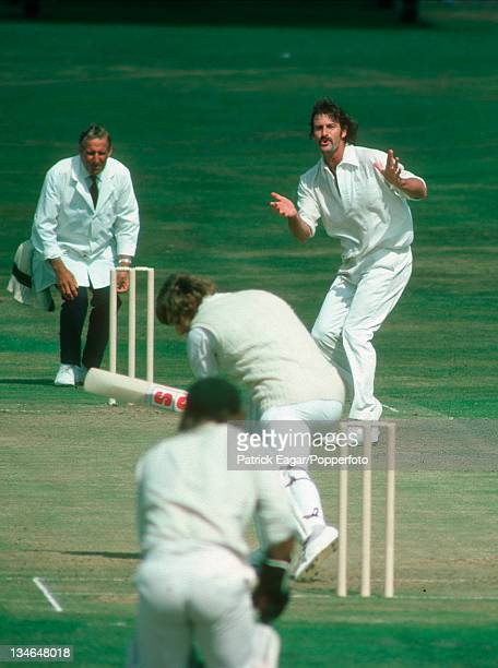 Dennis Lillee England v Australia 3rd Test Headingley August 1975