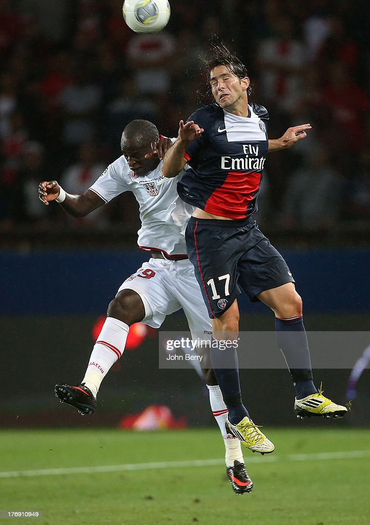 Paris Saint-Germain FC v AC Ajaccio - Ligue 1