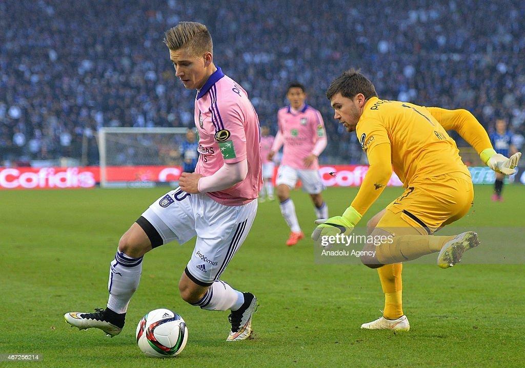 Club Brugge vs Anderlecht - Belgian Cup final