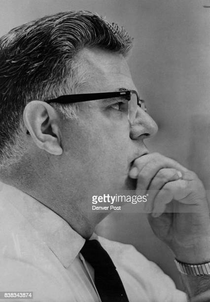 Dennis R Dalley Ponders A Question He says Utah clamped down on tailings removal in 1958 Credit Denver Post