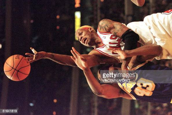 Los Angeles Lakers Corie Blount Photos et images de ...